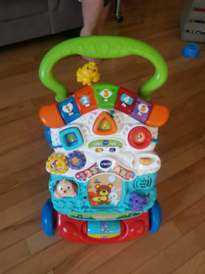 Baby Play Table and Walker