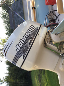 Johnston outboard 90hp