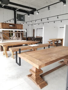Solid Wood Furniture Products
