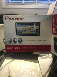 PIONEER  AVIC-Z130BT  NAVIGATION  AUDIO /VIDEO RECEIVER FOR SALE