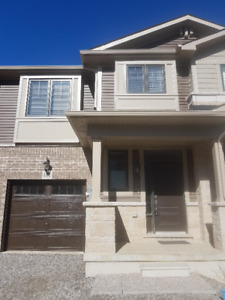 Rental available immediately. Beautiful Brand New Townhome!