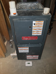 "NEW High Efficiency Goodman 80,000 BTU Furnace ""PRICE REDUCTION"""