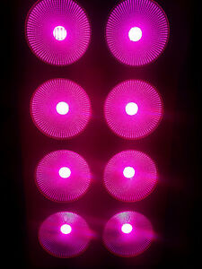 Full spectrum 1536W COB LED grow Light HPS Killer hydroponic Peterborough Peterborough Area image 1