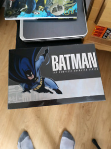 Batman Animated series dvd collection