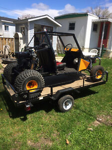 Buggy Home Built