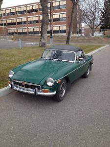 1974 MG MGB Convertible Freshly Rebuilt Engine!!
