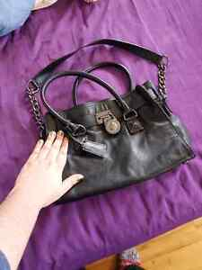 Michael kors small Hamilton tote used light signs of wear