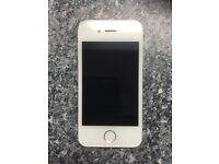 iPhone 4 32Gb in white - excellent condition