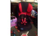 Child's car seat