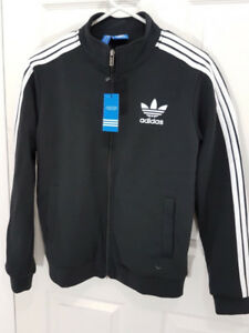 Adidas Women 3 Stripes Track Jacket