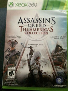 Assassins Creed - The Americas Collection