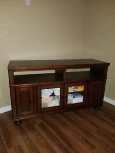 Wood Entertainment Unit (offers accepted)