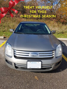 CERTIFIED AND WINTER READY!!! FORD FUSION SE V6