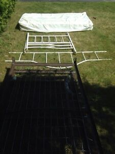 Trundle bed and day bed with mattress must go