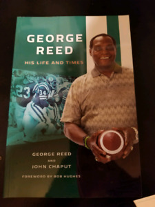Brand new George reed book