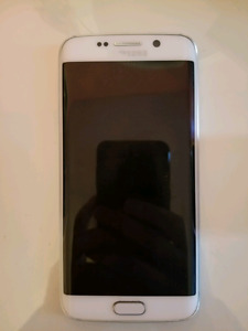 Samsung S6 Edge lightly used - Price Negotiable