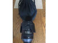 Nikon 28-300 mm f3.5-5.6G lens