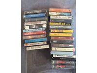 25+ cassettes
