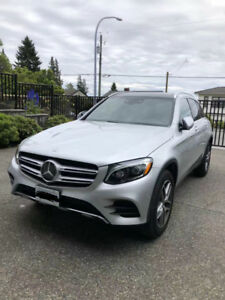2017 Benz GLC300 for Sale- Brand New (6500km only)