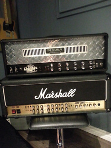 AMP combo deal ( MARSHALL JCM 2000) AND ( MESA BOOGIE )