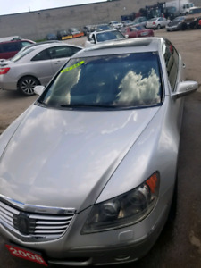 2008 Acura RL 200km dont miss out