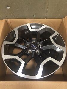 Subaru Crosstrek Rims