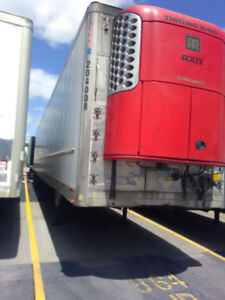 2006 thermo king reefer trailer 53'