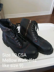Womens CSA Mellow Walk boots