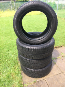 FOR SALE  - Winter Tires 17in - (Michelin X-Ice)