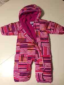 BRAND NEW Columbia Infant Winter Bunting