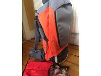 Phil & Teds Escape Child Carrier Backpack