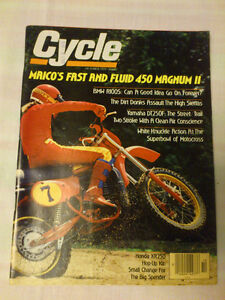 Old Motorcycle Magazine for sale!
