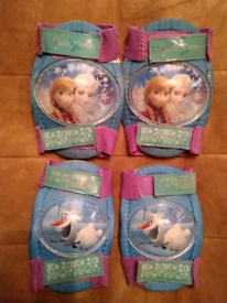 Frozen Knee And Elbow Protector Pads
