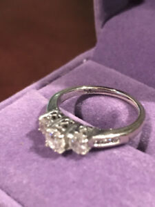 Ben Moss diamond engagement ring for sale, price slashed!!!