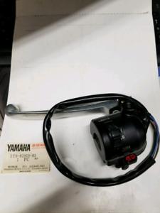 1977-80 Yamaha DT100 Left Handle Switch