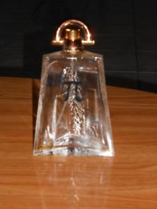Perfume bottle - mint!!