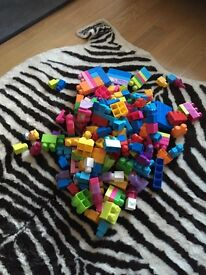 Megablocks- Large Bag