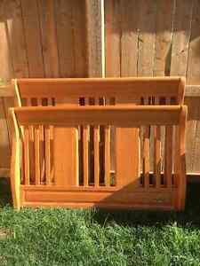Beautiful Wood Nursery Furniture Set