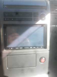 Kenwood Touchscreen navigation stereo
