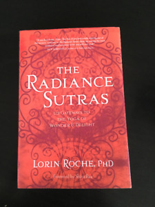 Livre yoga : The radiance sutras