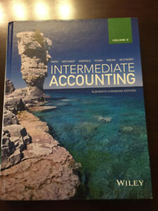 Intermediate Accounting 11th Canadian Edition V2