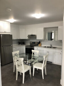 Private New 2 Bedroom Furnished or Unfurnished  Suite