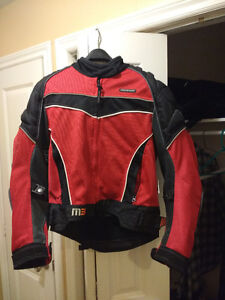 First Gear mesh jacket W small