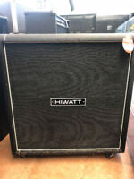 "70""s Hiwatt SE4123 4x12 Cabinet Made in England Winnipeg Manitoba Preview"