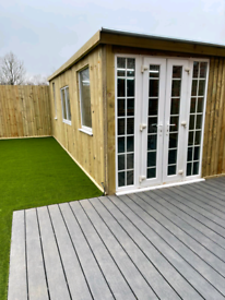 GARDEN SHEDS, OFFICES, MANCAVES, BARS