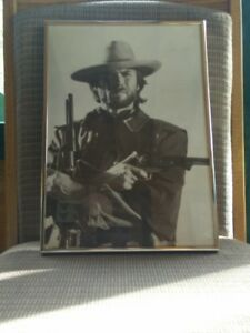 Small Clint Eastwood Poster for Sale