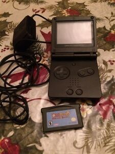 Game boy advanced SP