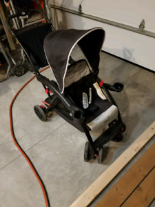 Safety First Sit and Stand Stroller