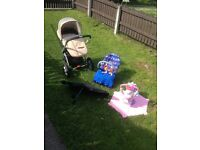 Mothercare pram bundle BARGAIN !!!