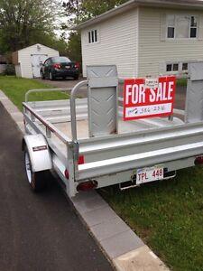 2015 utility trailer